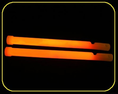 15cm Knicklicht Easy Light orange Ø 12 mm – Bild 4